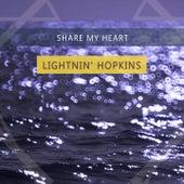 Share My Heart von Lightnin' Hopkins