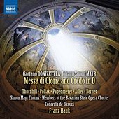 Donizetti & Mayr: Messa di gloria & Credo in D Major by Various Artists