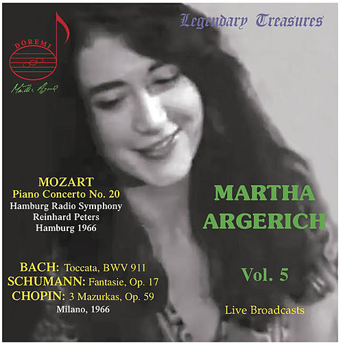 Play & Download Martha Argerich Live, Vol. 5 by Martha Argerich | Napster