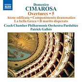 Play & Download Cimarosa: Overtures, Vol. 5 by Czech Chamber Philharmonic Orchestra Pardubice | Napster