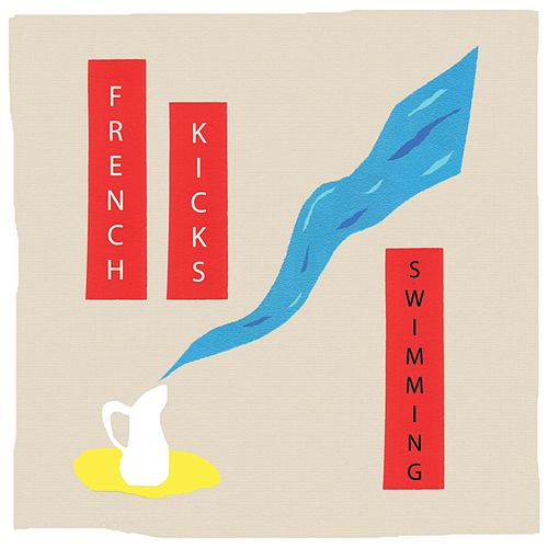 Swimming by French Kicks