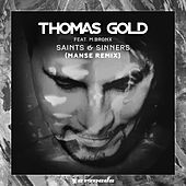Play & Download Saints & Sinners (Manse Remix) by Thomas Gold | Napster