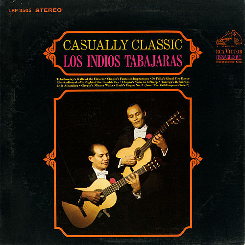 Play & Download Casually Classic by Los Indios Tabajaras | Napster