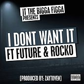 I Don't Want It (feat. Future & Rocko) von JT the Bigga Figga
