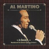 Live In Concert by Al Martino