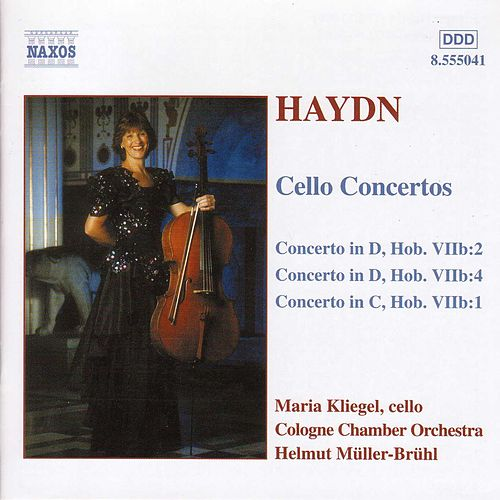 Haydn: Cello Concertos by Franz Joseph Haydn