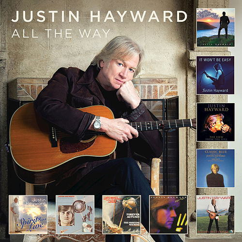 All The Way by Justin Hayward