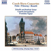 Play & Download Czech Horn Concertos by Frantisek Antonin Rosetti | Napster