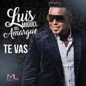 Te Vas by Luis Miguel del Amargue