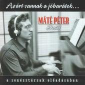 Azért vannak a jóbarátok … - Máté Péter dalai a zenésztársak előadásáben by Various Artists