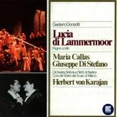 Donzietti: Lucia Di Lammermoor by Maria Callas