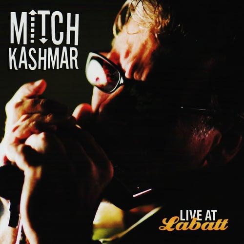 Play & Download Live At Labatt by Mitch Kashmar | Napster