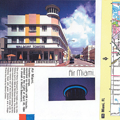 Play & Download Fourteen Songs by Air Miami | Napster