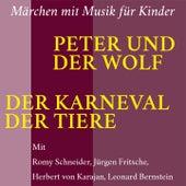 Peter und der Wolf / Der Karneval der Tiere (Märchen mit Musik für Kinder) von Various Artists