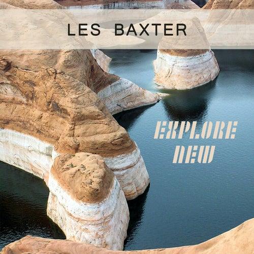 Explore New von Les Baxter