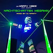 Play & Download Nachtschatten Megamix (Mixed by DJ Infinity) by Various Artists | Napster