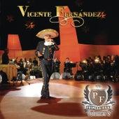 Primera Fila  -  Vol. 2 by Vicente Fernández