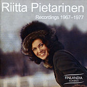 Recordings 1967 - 1977 by Riitta Pietarinen