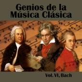 Play & Download Genios de la Música Clásica Vol. VI, Bach by Philharmonia Slavonica | Napster