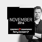 Corsten's Countdown November 2016 by Various Artists