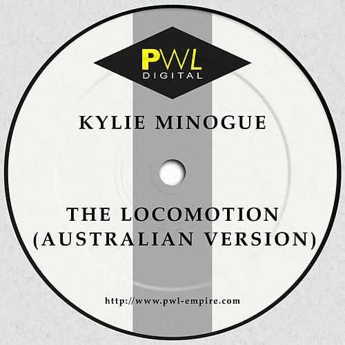 Locomotion (Australian Version) by Kylie Minogue