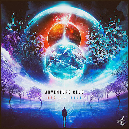 Play & Download Red // Blue by Adventure Club | Napster