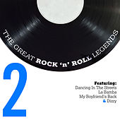 Play & Download The Great Rock n Roll Legends Vol. 2 by Various Artists | Napster