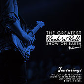 The Greatest Rock 'N' Roll Show On Earth, Vol. 2 by Various Artists