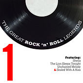Play & Download The Great Rock n Roll Legends Vol. 1 by Various Artists | Napster