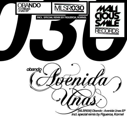 Play & Download Avenidas Unas EP by Obando | Napster