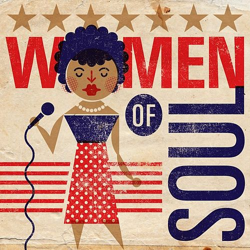 Women of Soul by Various Artists