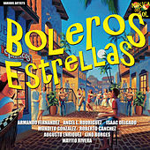 Boleros estrellas by Various Artists