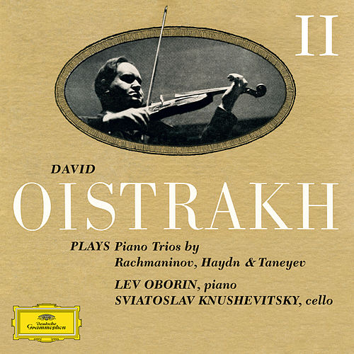 David Oistrakh Plays Piano Trios by David Oistrakh