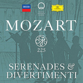 Mozart 225: Serenades & Divertimenti by Various Artists