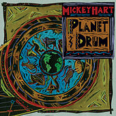 Planet Drum by Mickey Hart