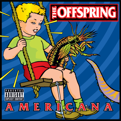 Play & Download Americana by The Offspring | Napster