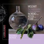 Mozart: The 5 Violin Concertos & Sinfonia concertante by Domenico Nordio