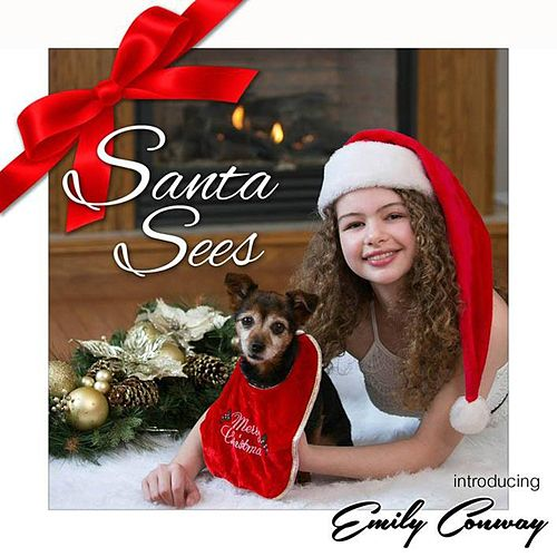 Santa Sees by Emily Conway
