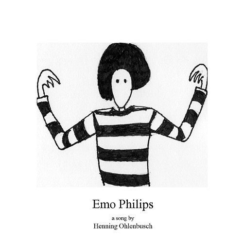 Emo Philips by Henning Ohlenbusch