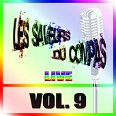 Play & Download Saveurs du compas, vol. 9 (Live) by Various Artists | Napster