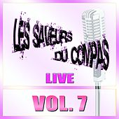 Play & Download Saveurs du compas, vol. 7 (Live) by Various Artists | Napster