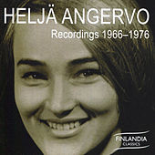 Recordings 1966 - 1976 by Heljä Angervo