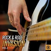 Play & Download Rock & Roll Invasion, Vol. 4 by Various Artists | Napster