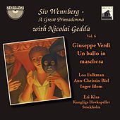 Siv Wennberg: A Great Primadonna, Vol. 6 by Various Artists
