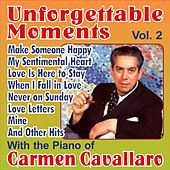 Unforgettable Moments Vol. 2 by Carmen Cavallaro