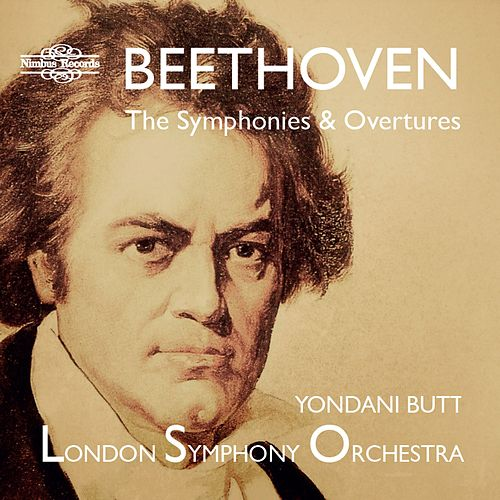 Beethoven: The Complete Symphonies and Overtures by London Symphony Orchestra