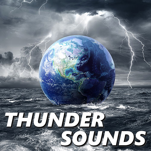 Thunder Sounds by Thunderstorms Lightning