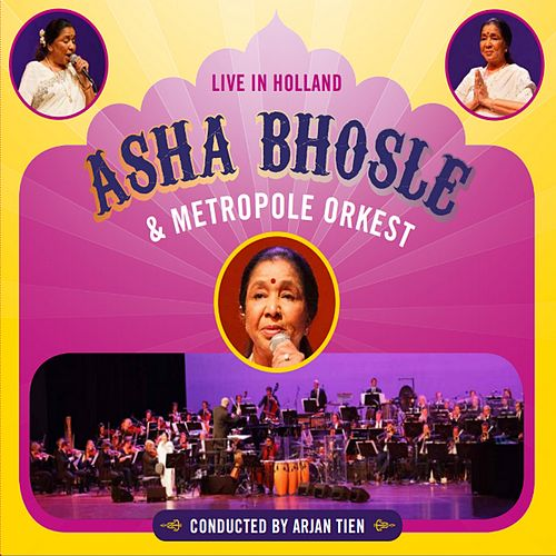 Live in Holland by Asha Bhosle