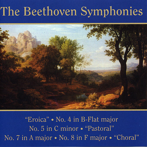 Play & Download The Beethoven Symphonies by Royal Philharmonic Orchestra | Napster