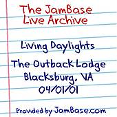 04-01-01 - The Outback Lodge - Blacksburg, VA by Living Daylights